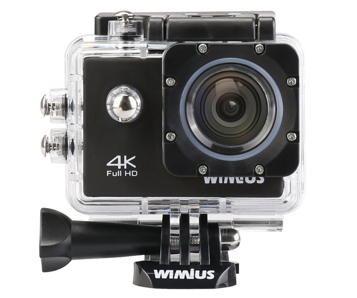 wimius q1 4k wifi action cam im test 2016 erfahrungen im. Black Bedroom Furniture Sets. Home Design Ideas