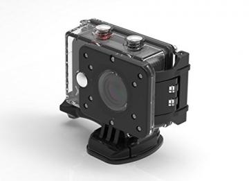 actionpro x8 actionkamera 4k wifi funkfernbedienung. Black Bedroom Furniture Sets. Home Design Ideas